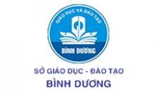 Sở Giáo dục - Đào tạo Bình Dương